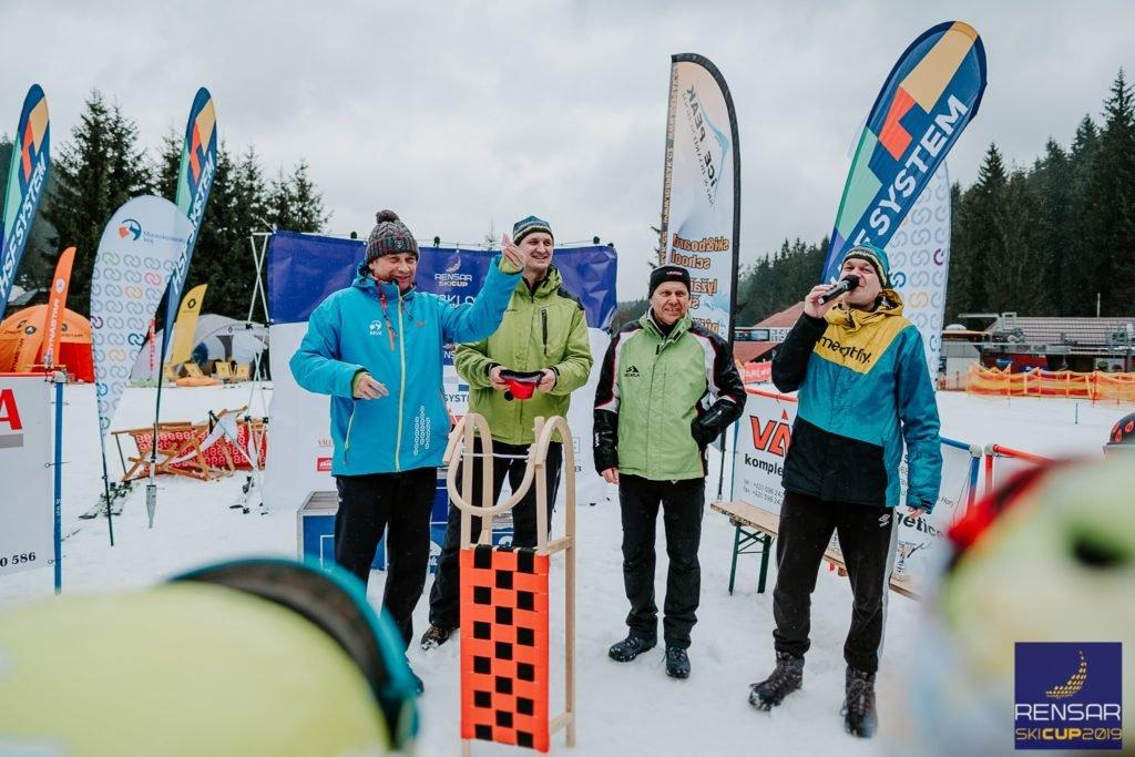 Den sMoravskoslezským krajem Ski Bílá