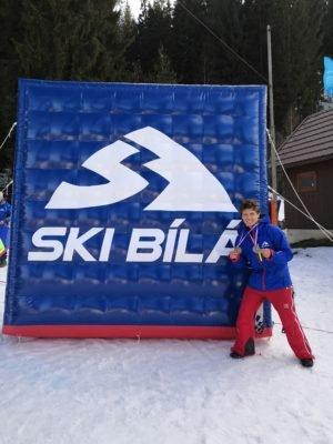 Ski Bílá racing team